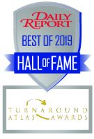 "GlassRatner Recognized by ALM's Daily Report ""Best of 2019"" and Turnaround Atlas Awards"