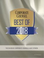 Corporate Counsel Recognizes GlassRatner as Winner in Multiple Categories