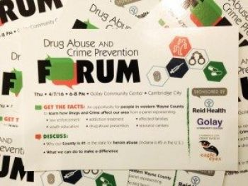 Regional organizations team up to combat opioid epidemic