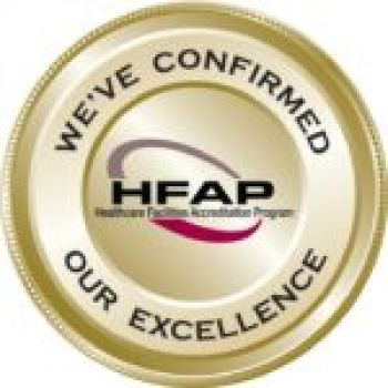 Reid Health reaccredited by Healthcare Facilities Accreditation Program