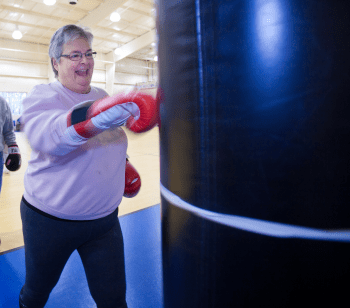 Insurance plan helps participant 'fight' costs of healthcare