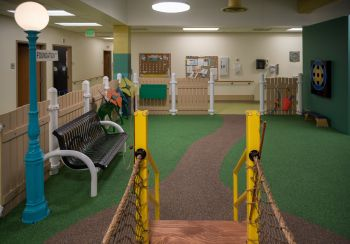 Reid Health to unveil newly remodeled pediatric therapy area