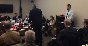 Reid Health team members share 'Stop the Bleed' with state legislators