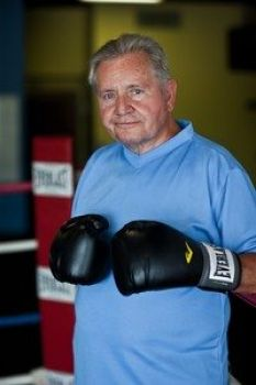 'Rock Steady Boxing - Reid Health' fights Parkinson's symptoms