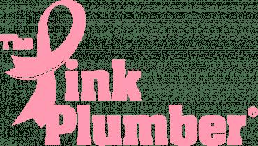 The Pink Plumber logo