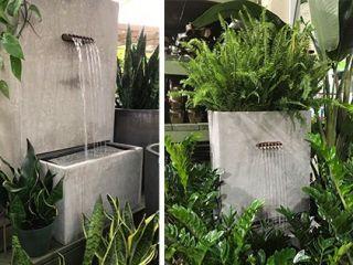 lightweight fountains