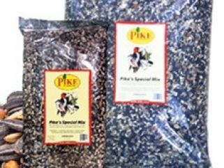 pike special mix bird seed