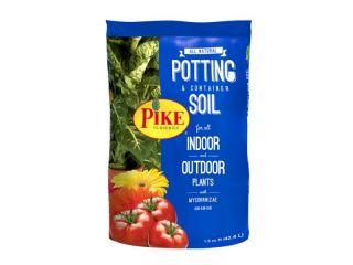 pike potting soil