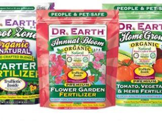 dr earth fertilizer