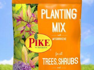 pike planting mix