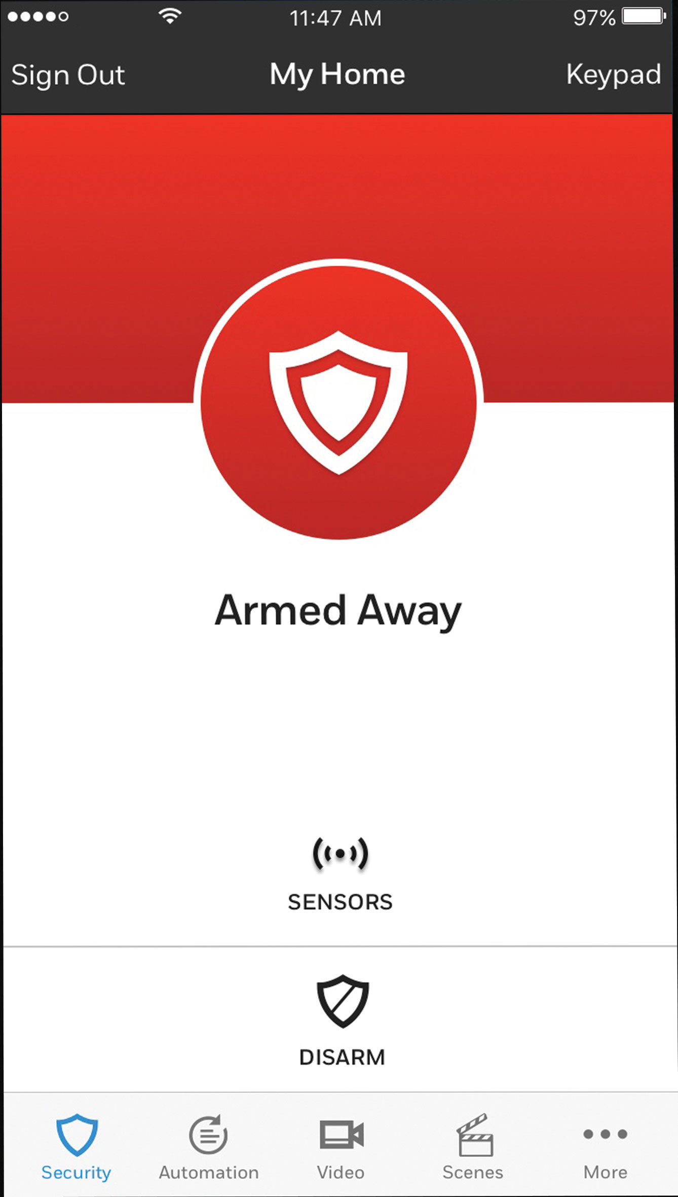 Self Install Home Security self install home alarm. free chuango security with self install