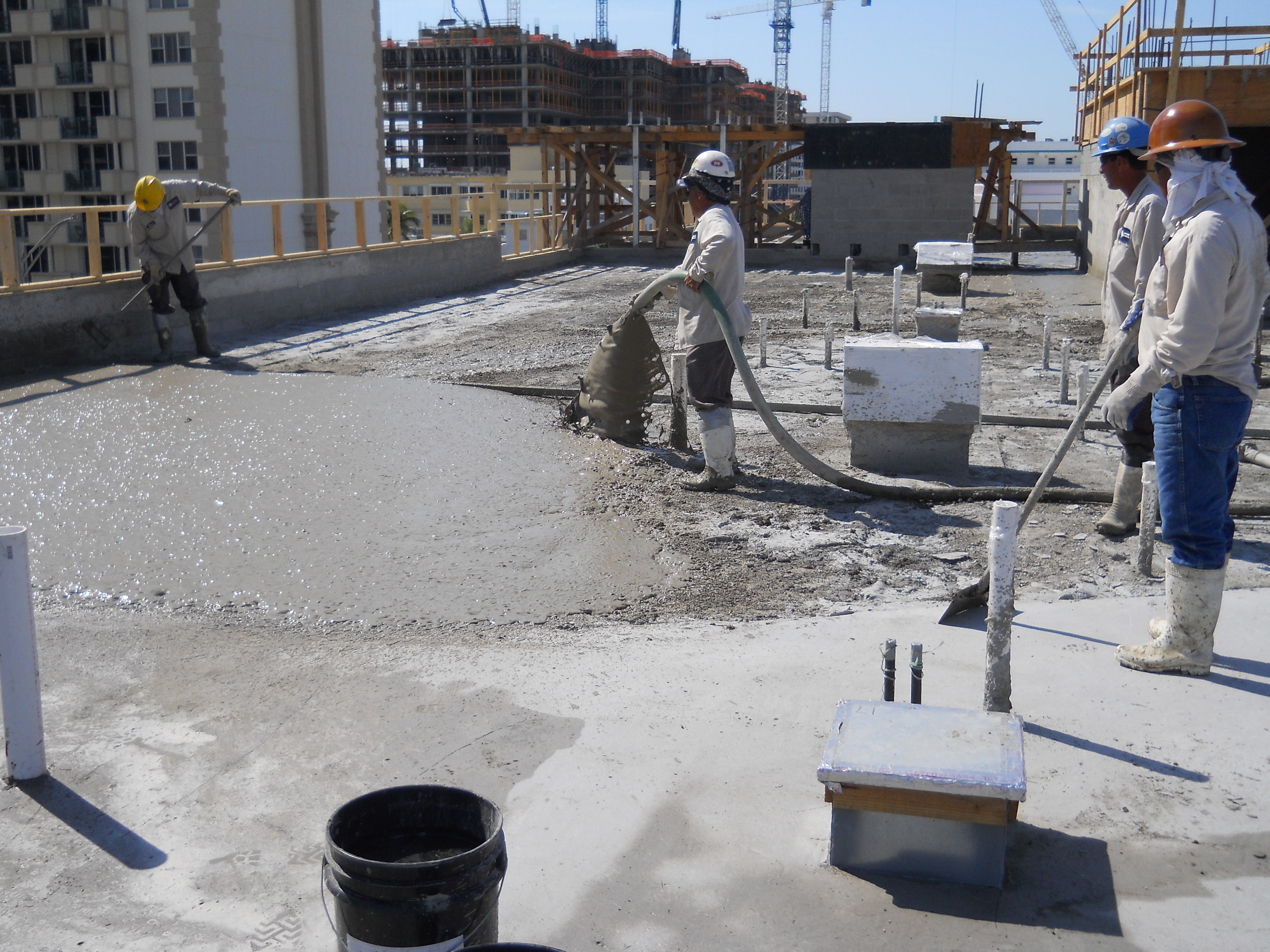 Lightweight Concrete Residential Latite Roofing