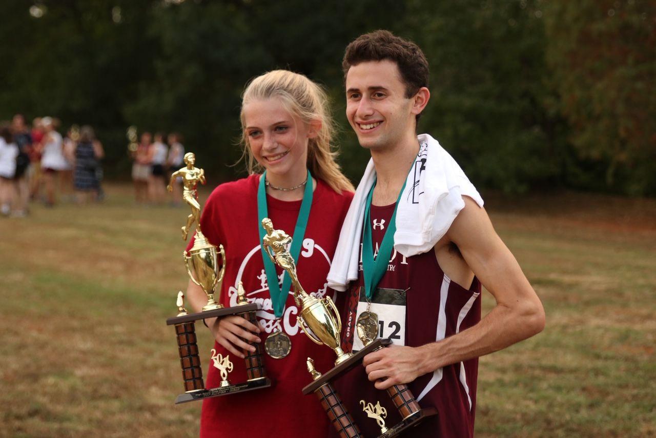 Ellie Spears and Bram Mansbach