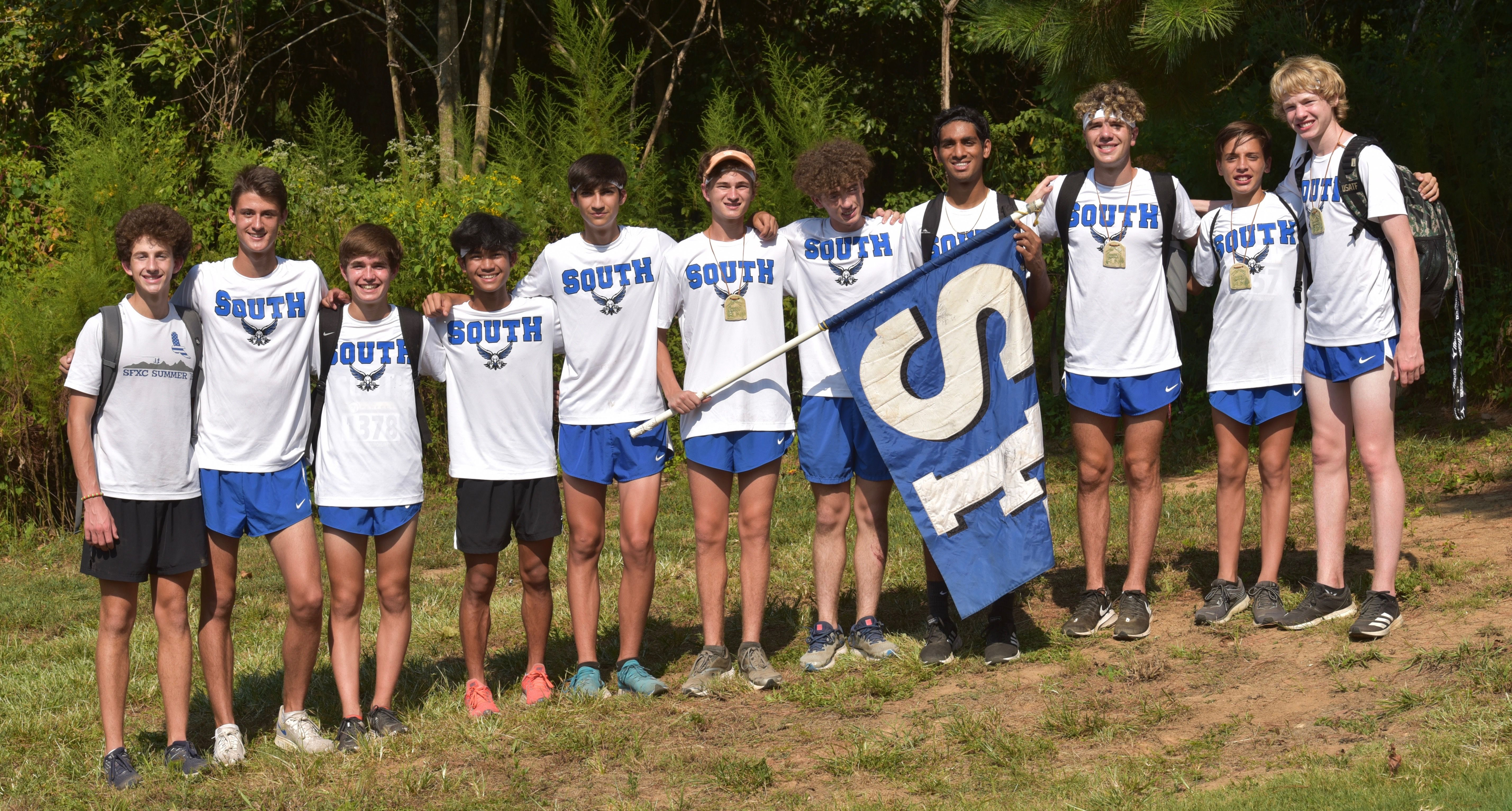 South Forsyth enters as the meet favorites