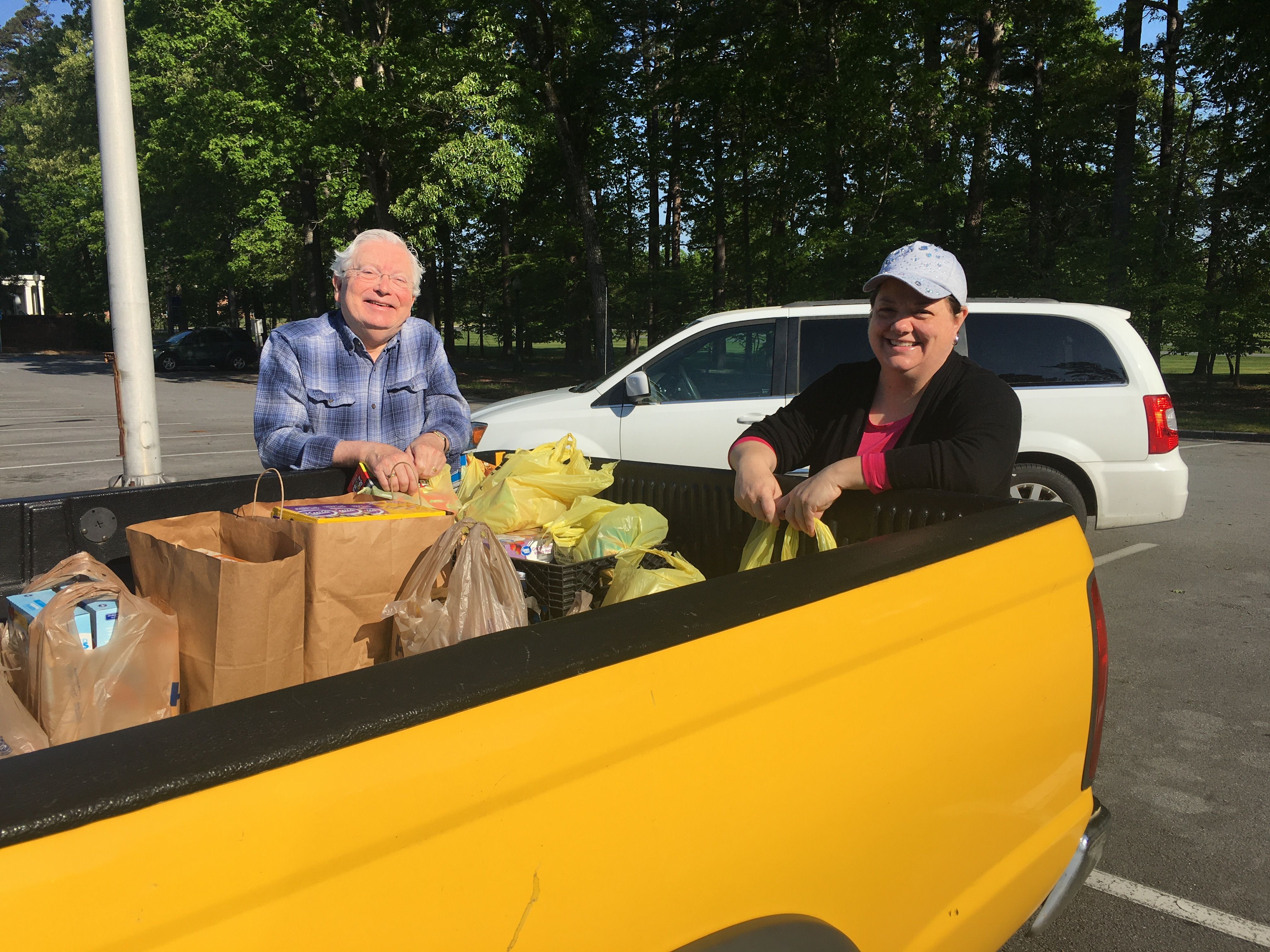 Laurie Chandler Food Drive