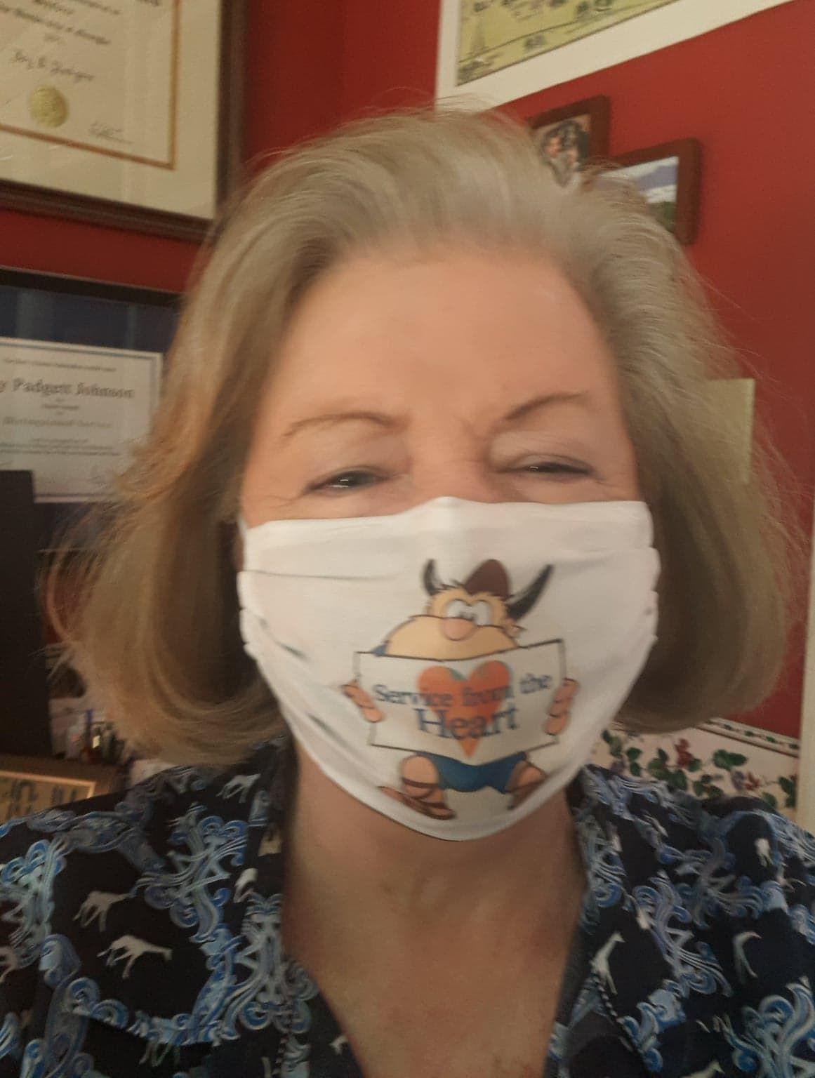 Joy Johnson Face Masks Crew
