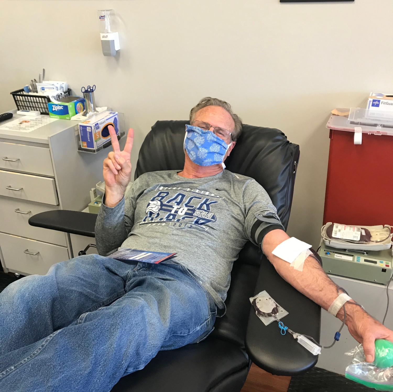 Blood Drive Virtual Work Week