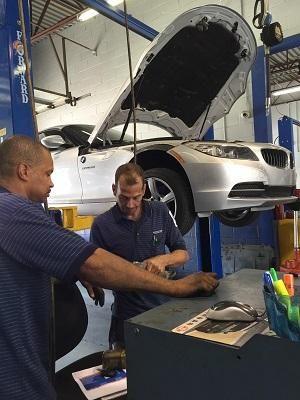 people working at Braxton Automotive