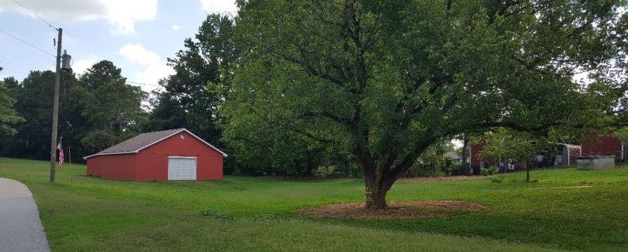 """The PHC """"barn"""""""