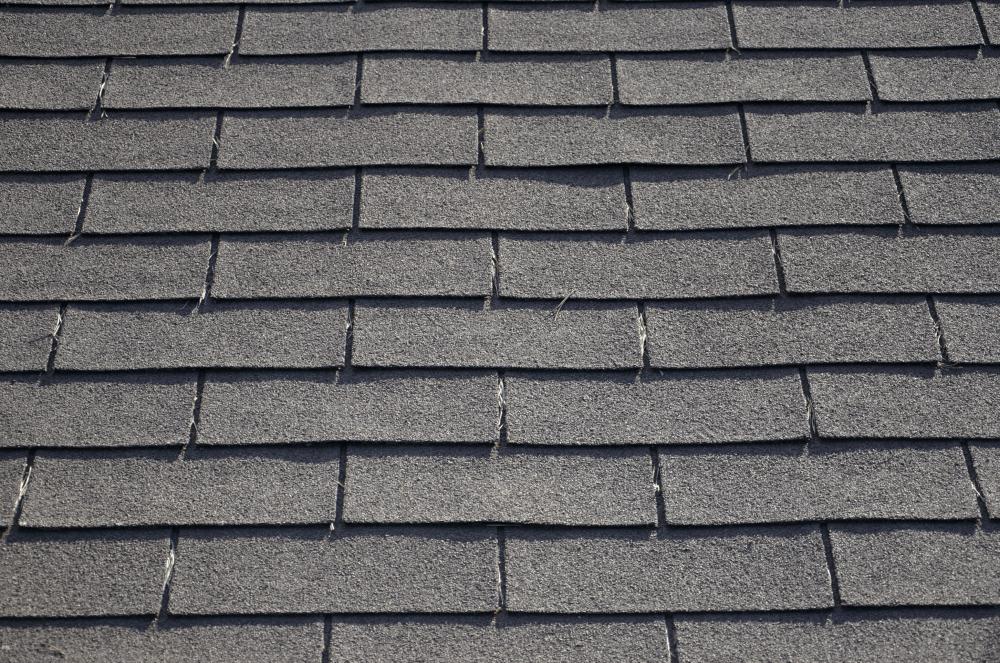 Beautiful slate roof