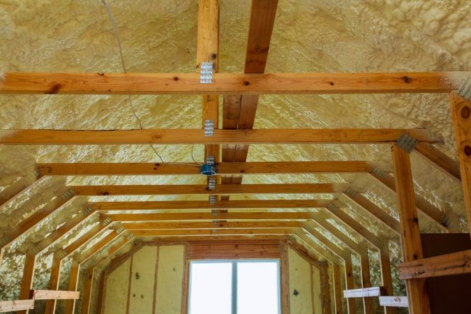 5 Ways Spray Foam Insulation Impacts Hvac Performance Pv