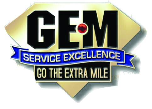 GEM GEMS Going the extra mile