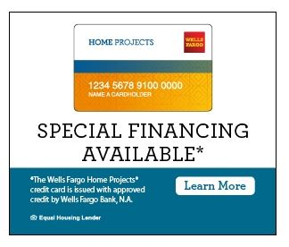 Wells Fargo Home Projects Credit Card Reliable Heating & Air
