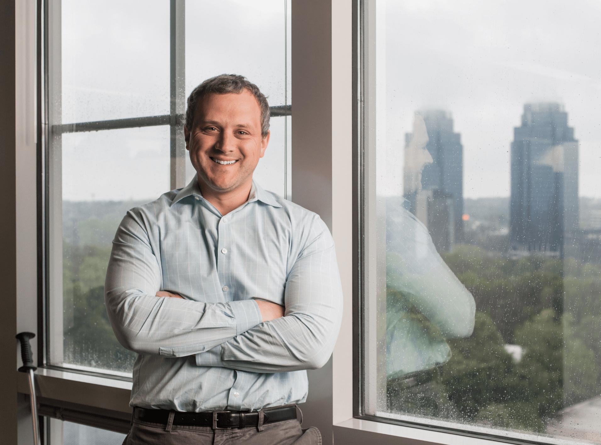 Alex Bateman, CEO