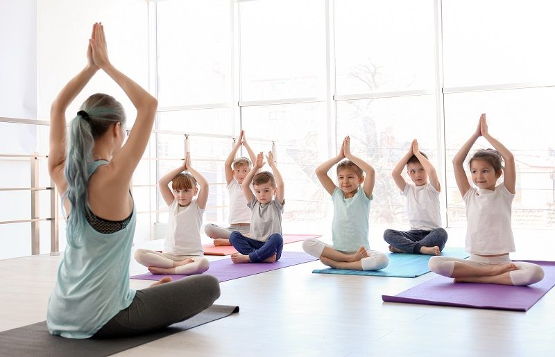 The Benefits Of Teaching Yoga To Your Kids Shumate Heating Air