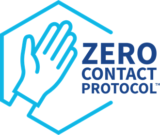 Zero Contact Protocol Logo