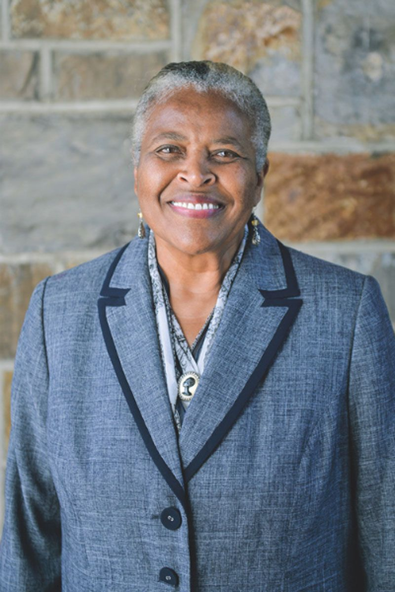 2020 Distinguished Alumni Award Winner: Dr. Beverly A. Smith (69C)