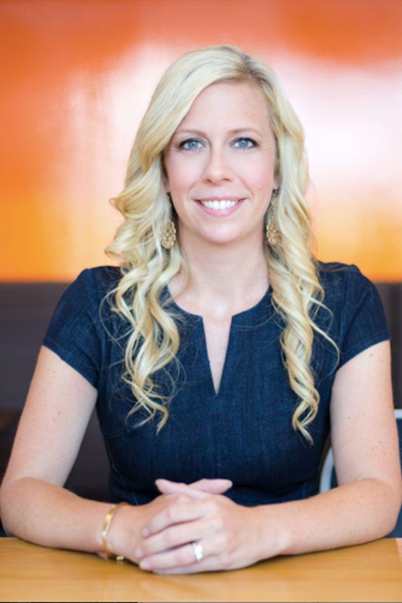 Berry Alumni Award Karen Houghton