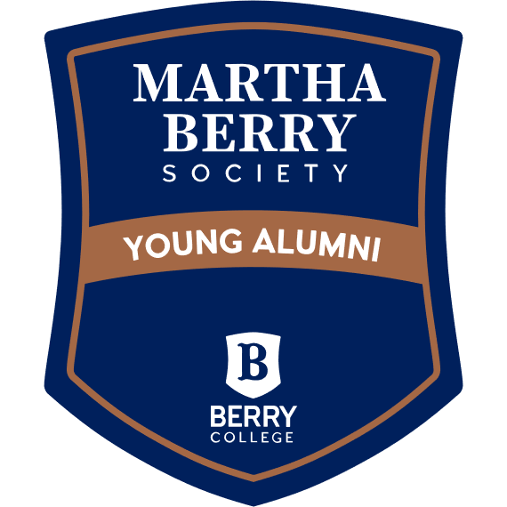 Martha Berry Society Young Alumni Leadership Giving Circle