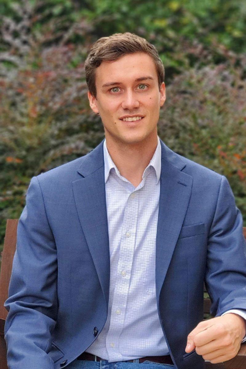 2020 Distinguished Alumni Award Winner Chad Nash