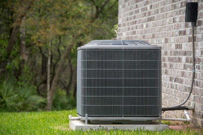 When should your replace an HVAC system like this one?