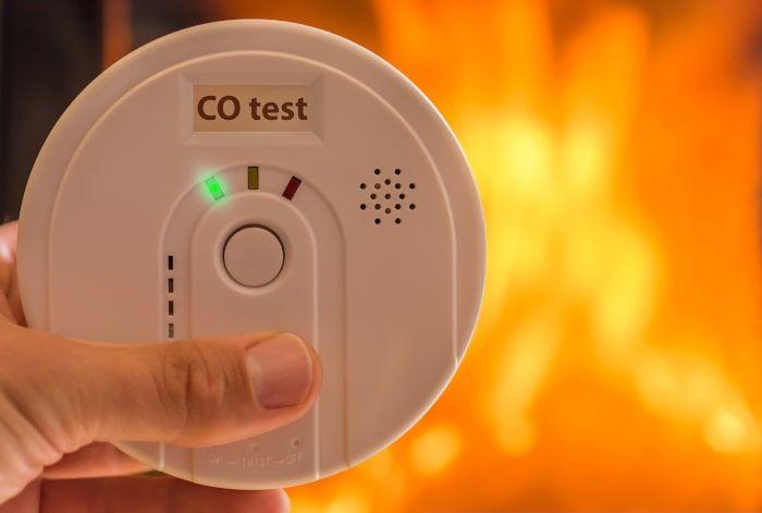 This CO Detector Can Help Detect a Carbon Monoxide Leak