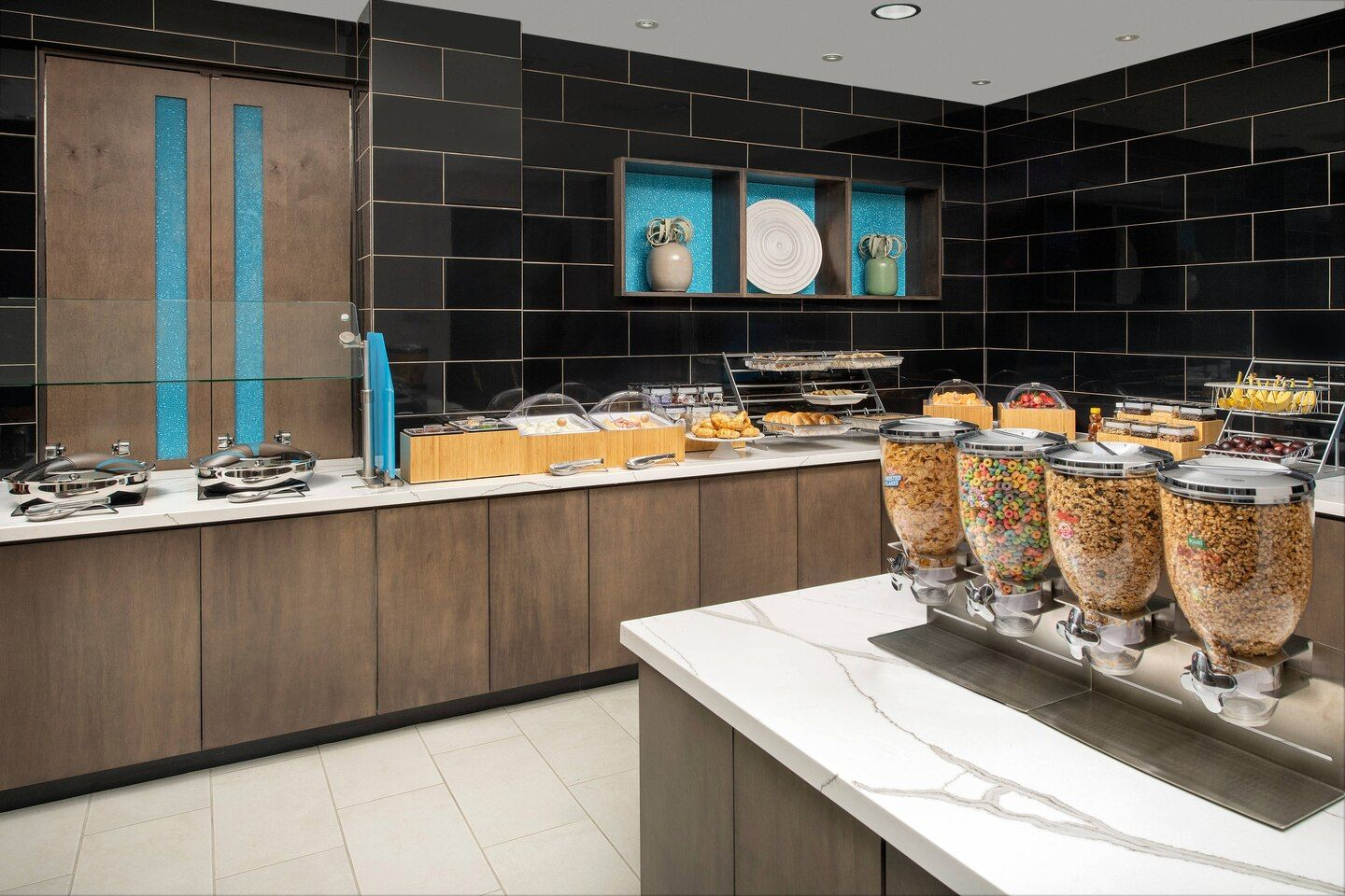 Springhill Suites Breakfast Buffet