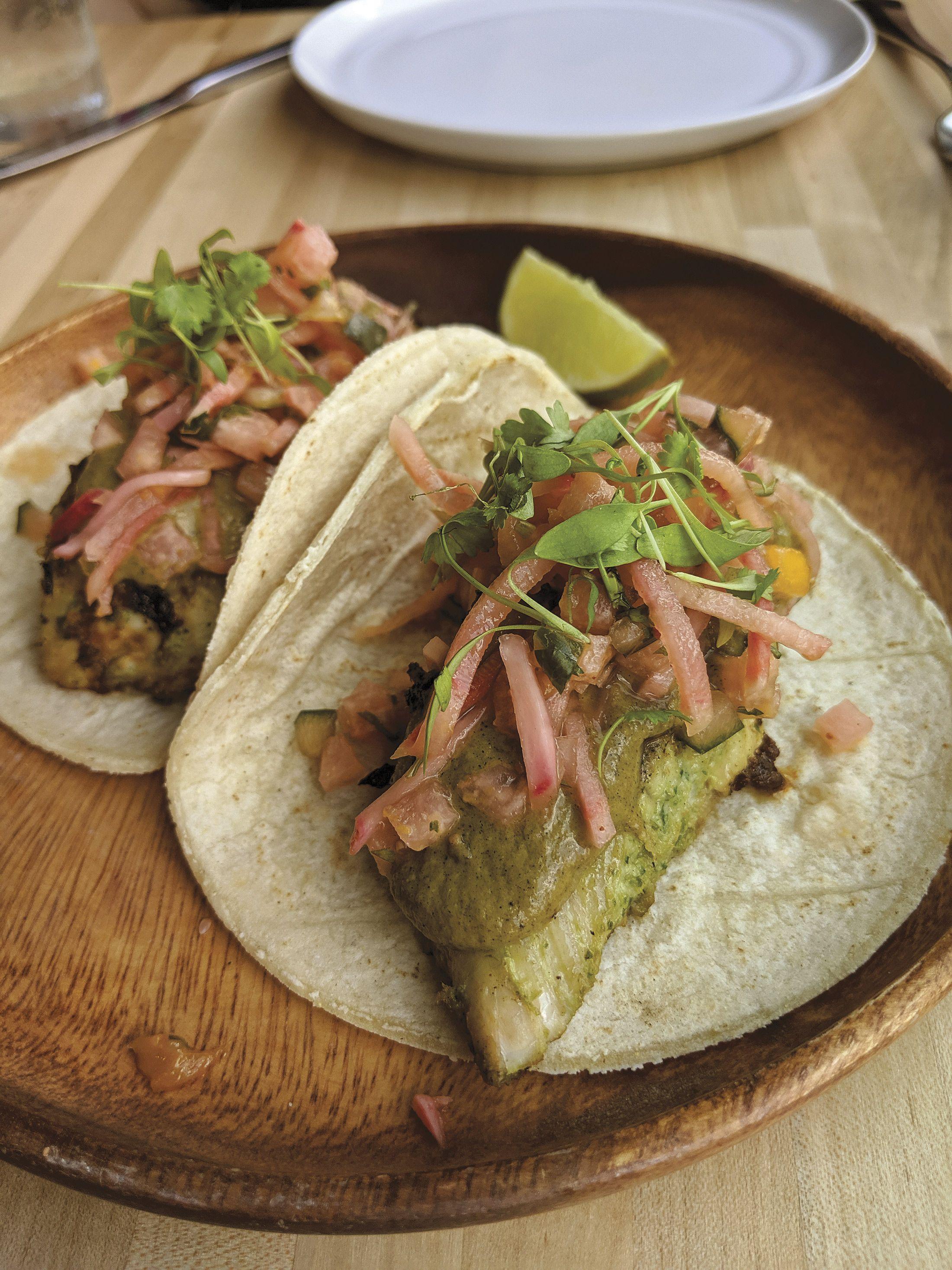Otra Vez | Roasted Mahi Mahi Taco