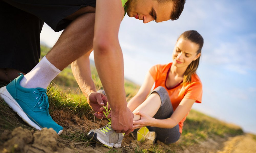 Preventing Strains and Sprains