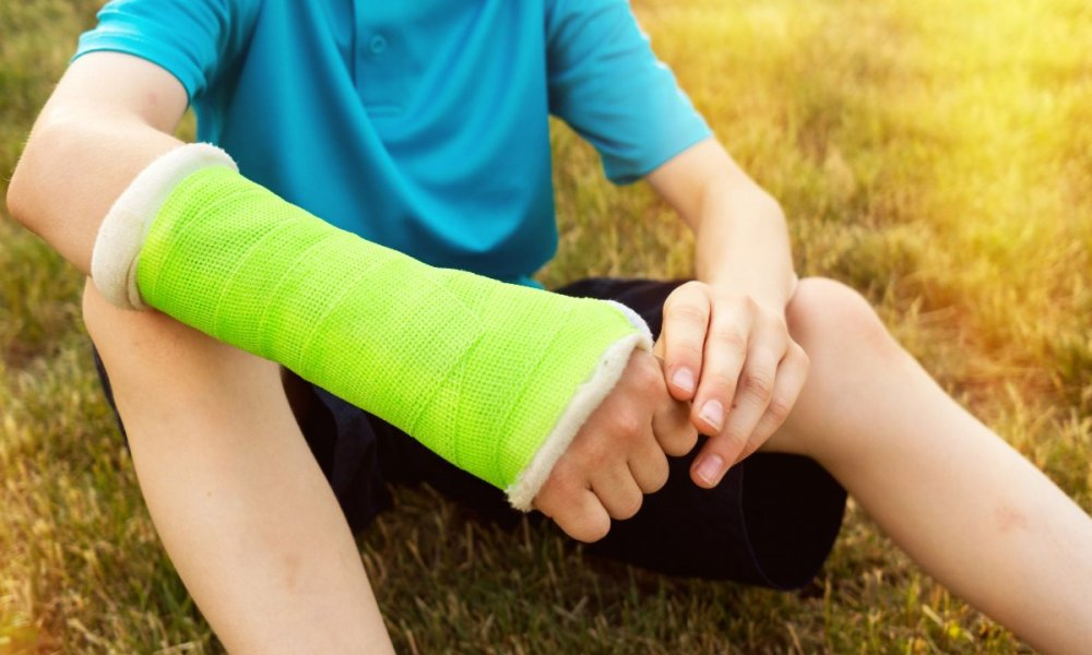 Wrist Fracture Reduction & Fixation