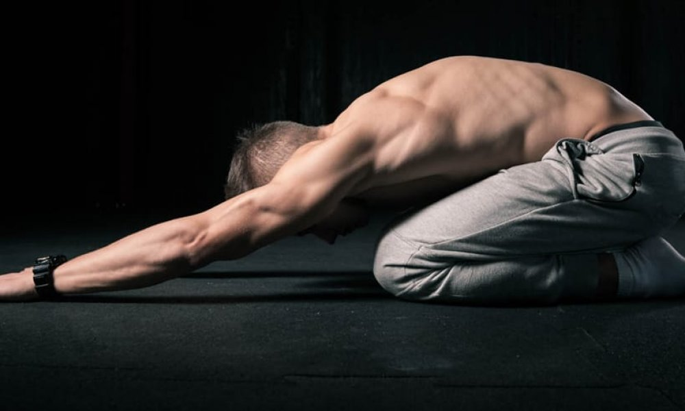 Spine Stretches for Upper Extremity