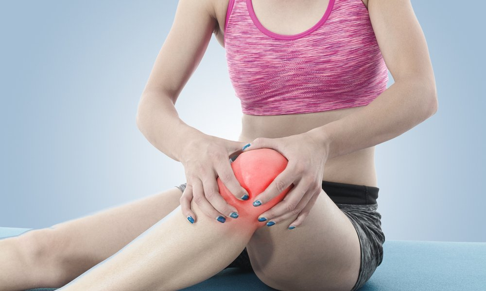 Despite Youth, Teens Experience Knee Pain