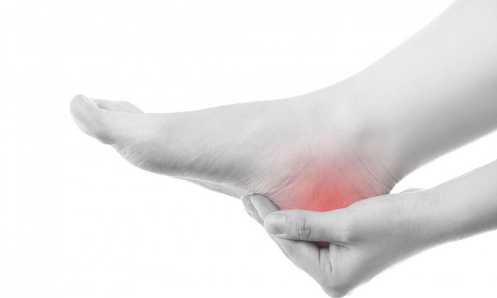 Heel pain slowing you down?