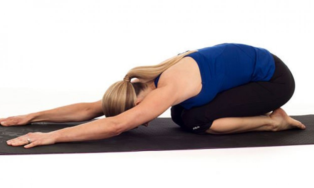 Spine Stretches: Lower Extremity
