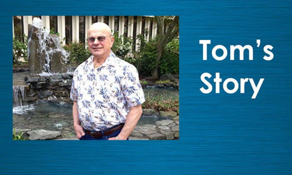 Tom's Story: Slo-Mo to Bionic