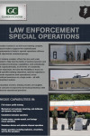 Download our Law Enforcement Capabilities Spec Sheet