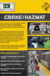 Download our CBRNE / HazMat Capabilities Spec Sheet