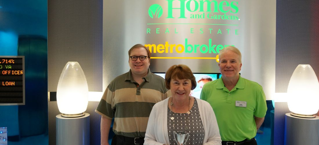 BHGRE Metro Brokers Awarded Again for Relocation Success