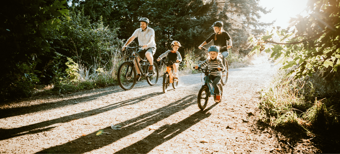 Top 5 Family-Friendly Atlanta Cycling Trails to Tackle This Spring