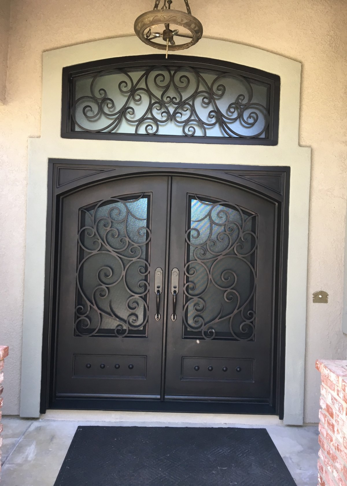 Artisan Iron Doors Gallery